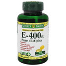 Nature's Bounty Vitamin E - dl-Alpha