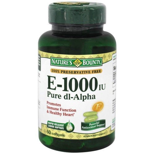 Vitamin E - dl-Alpha