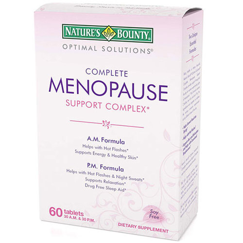 Optimal Solutions Complete Menopause Support Complex