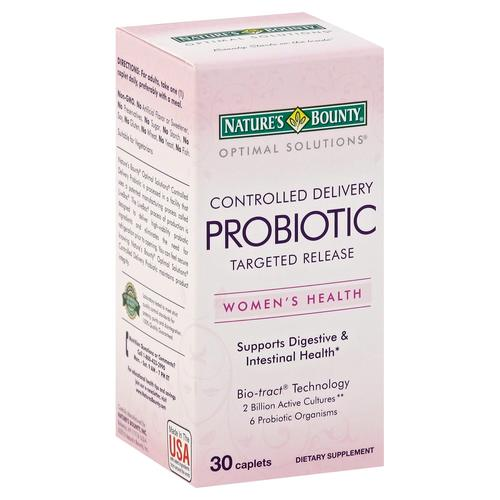 Optimal Solutions Targeted Release Probiotics
