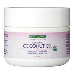 Nature's Bounty Optimal Solutions Organic Coconut Oil