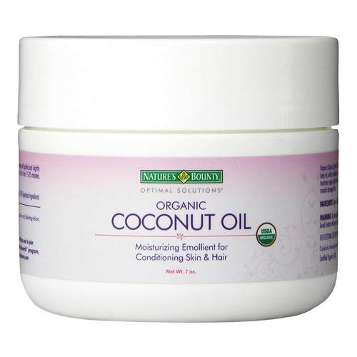 Optimal Solutions Organic Coconut Oil