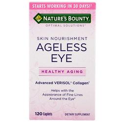 Nature's Bounty Optimal Solutions Ageless Eye Skin Nourishment