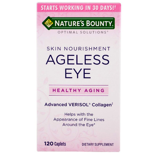 Optimal Solutions Ageless Eye Skin Nourishment