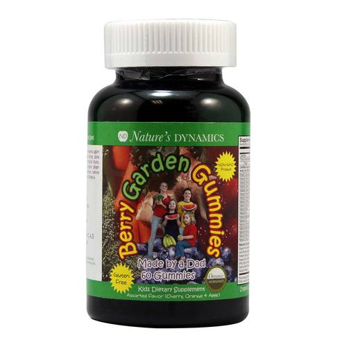 Berry Garden Kids Multi Gummies
