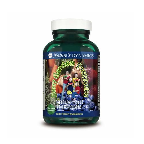 Berry Garden Kids Chewable Probiotics