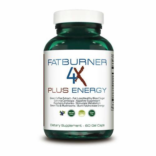 FatBurner 4X PLUS Energy