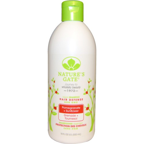 Pomegranate Sunflower Hair Defense Shampoo