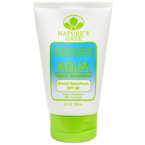 Aqua Vegan Sunscreen