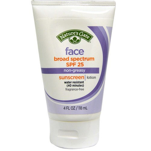 Face Sunscreen Lotion