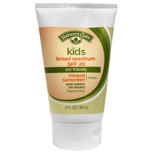 Kids Mineral Sunscreen Lotion SPF 20