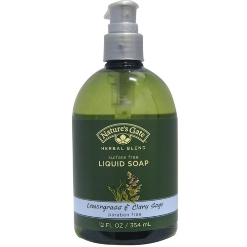 Herbal Blend Liquid Soap
