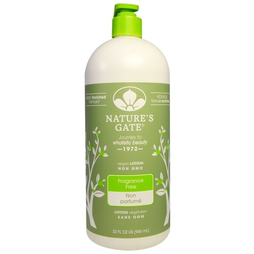 Nature's Gate Lotion Fragrance Free - 32 fl oz - 29669_a.jpg