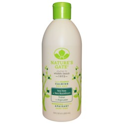 Nature's Gate Vegan Calming Shampoo