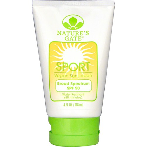 Vegan Sunscreen Lotion