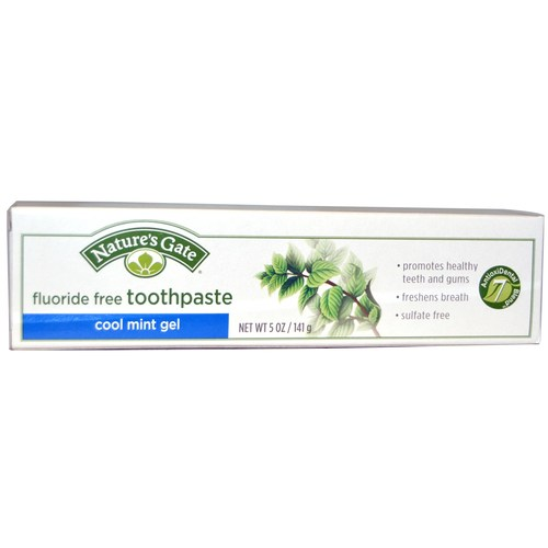 Cool Mint Gel Toothpaste
