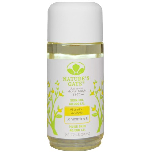 Vitamin E Acetate Skin Oil 40,000 IU