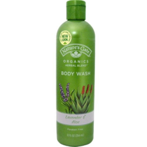 Organic Herbal Blend Body Wash