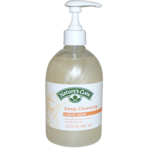 Deep Cleansing Liquid Soap