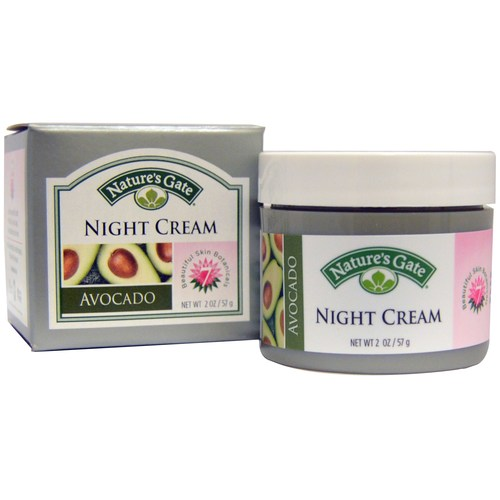 Avocado Night Cream