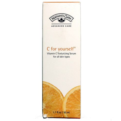 C For Yourself Texturizing Serum