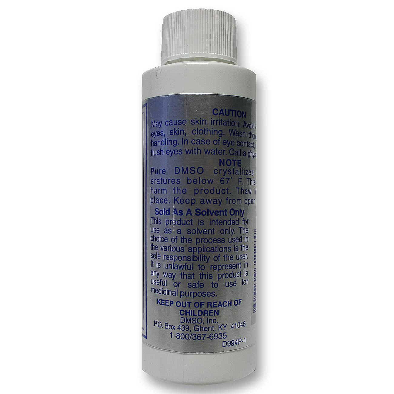 Nature's Gift DMSO Liquid - 4 oz