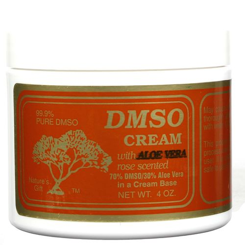 DMSO Cream with Aloe Vera