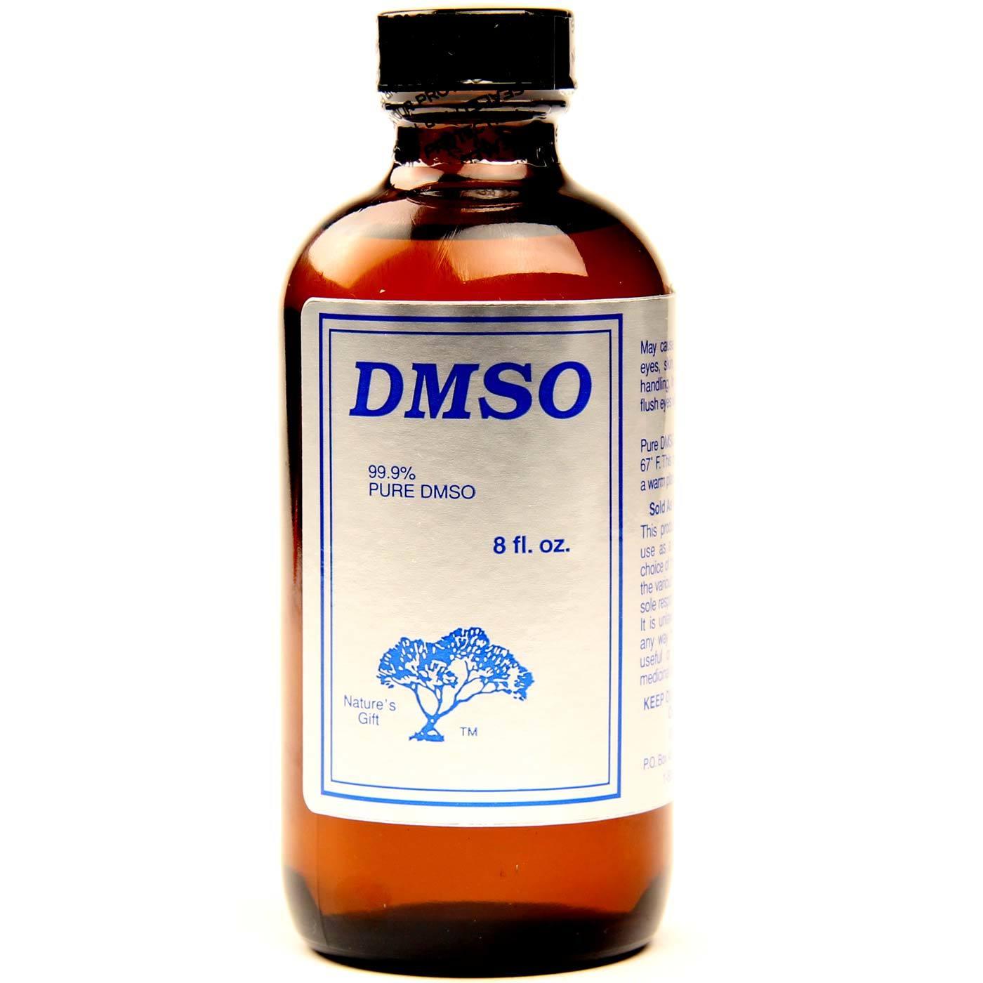 Nature S Gift Dmso Liquid Glass 99 9 Pure 8 Fl Oz