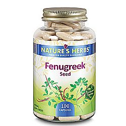 Nature's Herbs Fenugreek Seed