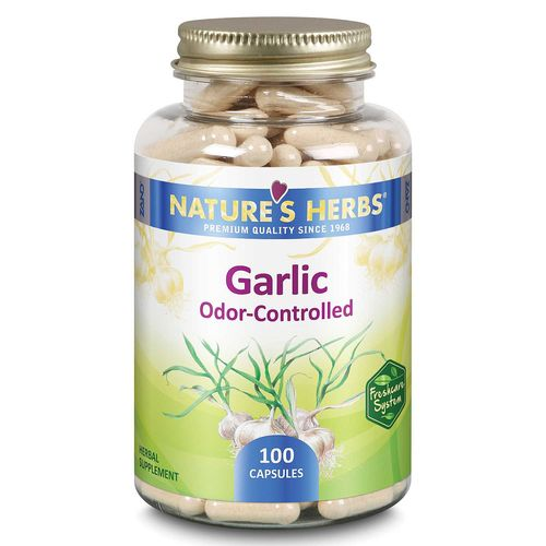 Garlic - Odorless