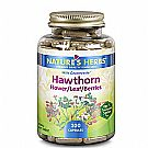 Nature's Herbs Hawthorn Flowers- Leaves  Berries