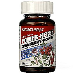 Nature's Herbs Cranberry Power
