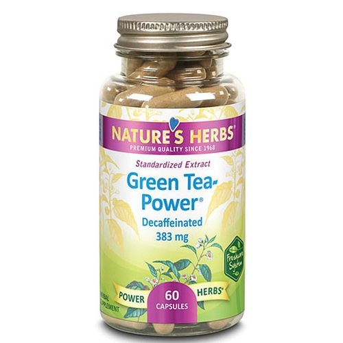 Green Tea Power - Caffeine Free