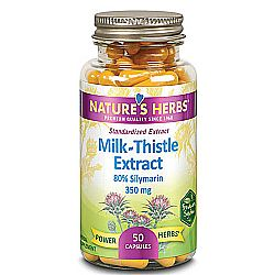 Nature's Herbs Milk Thistle Extract