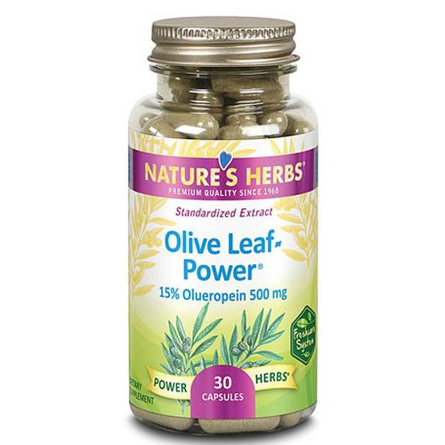 Olive Leaf Power
