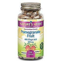 Nature's Herbs Pomegranate Fruit