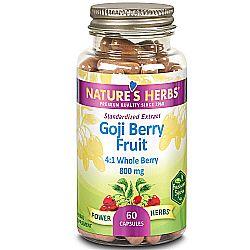 Nature's Herbs Goji Fruit Extract