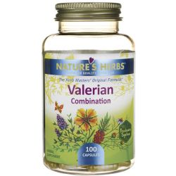Nature's Herbs Valerian Combination