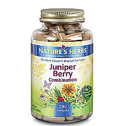 Nature's Herbs Juniper Berry Combination 470 mg