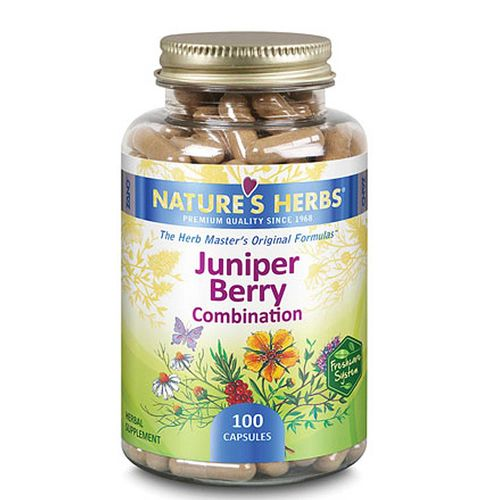 Juniper Berry Combination