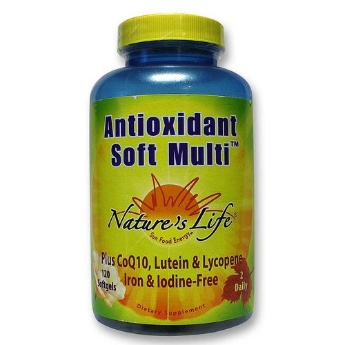 Antioxidant Soft Multi