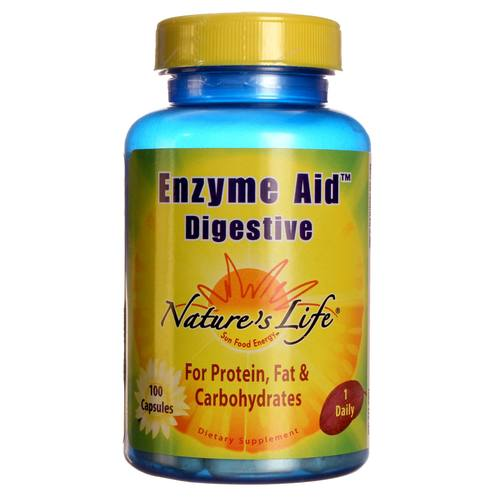 Enzyme Aid Digestive Caps