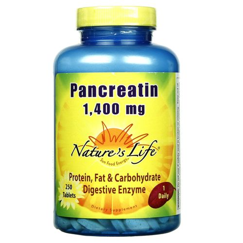 Pancreatin 1,400 mg