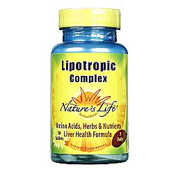 Nature's Life Lipotropic Complex