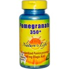 Nature's Life Pomegranate 350+