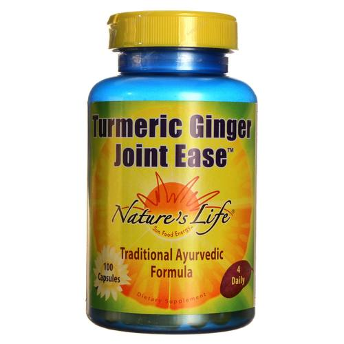 Turmeric Ginger Joint Ease