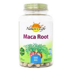 Nature's Life Maca Root 500 mg