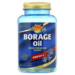 Nature's Life Borage Oil
