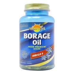 Nature's Life Borage Oil