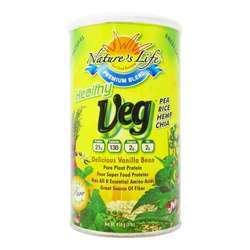 Nature's Life Healthy Veg Protein